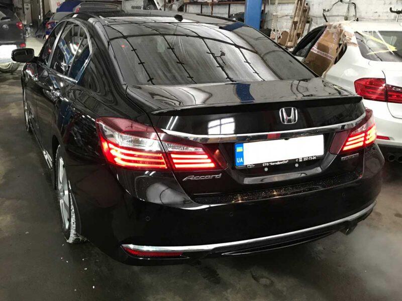 Прокат авто Honda Accord