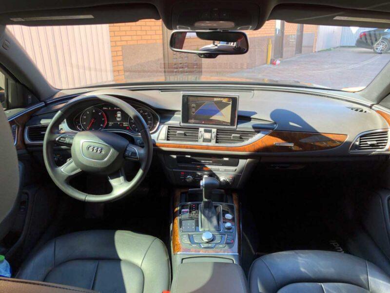 Аренда авто Audi A6