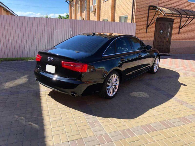Прокат авто Audi A6