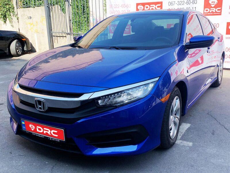 Rent a car Honda Civic