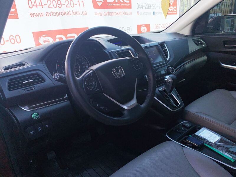 Rent a car Honda CR-V
