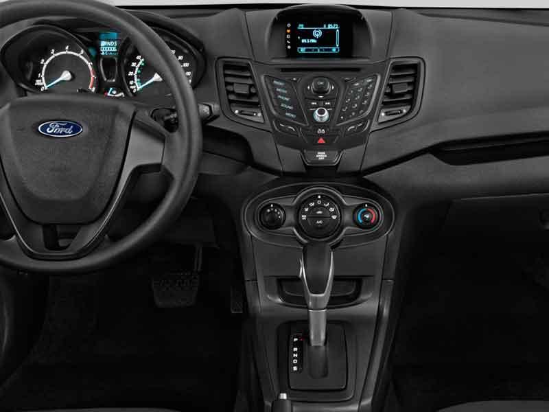 Прокат авто Ford Fiesta