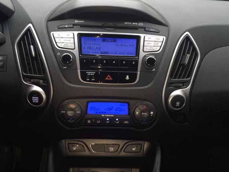 Прокат позашляховика Hyundai IX35