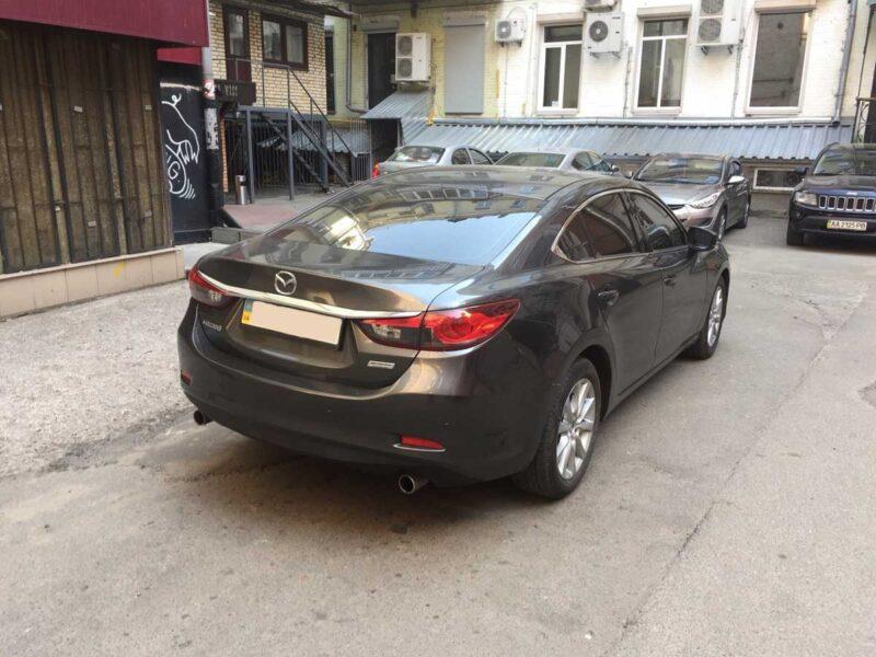 Прокат авто Mazda6