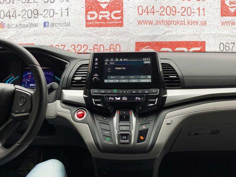 Прокат минивена Honda Odyssey