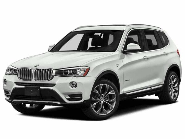 Rent a car BMW X3