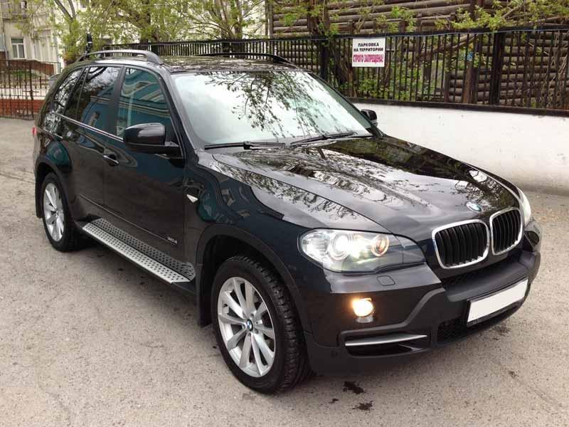 prokat avto bmw x5 2 - BMW X5