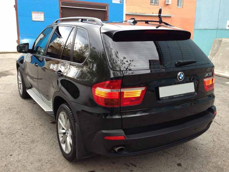 Оренда позашляховика BMW X5