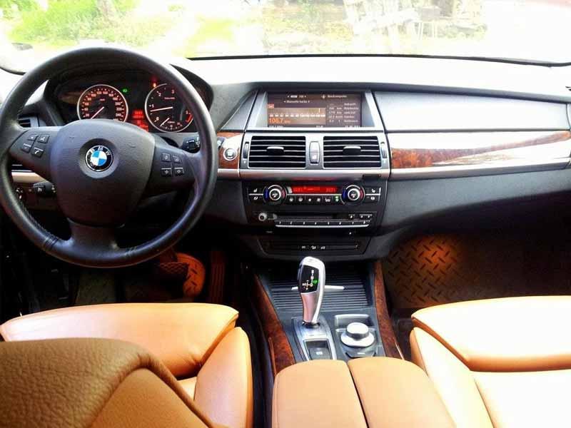 prokat avto bmw x5 4 - BMW X5