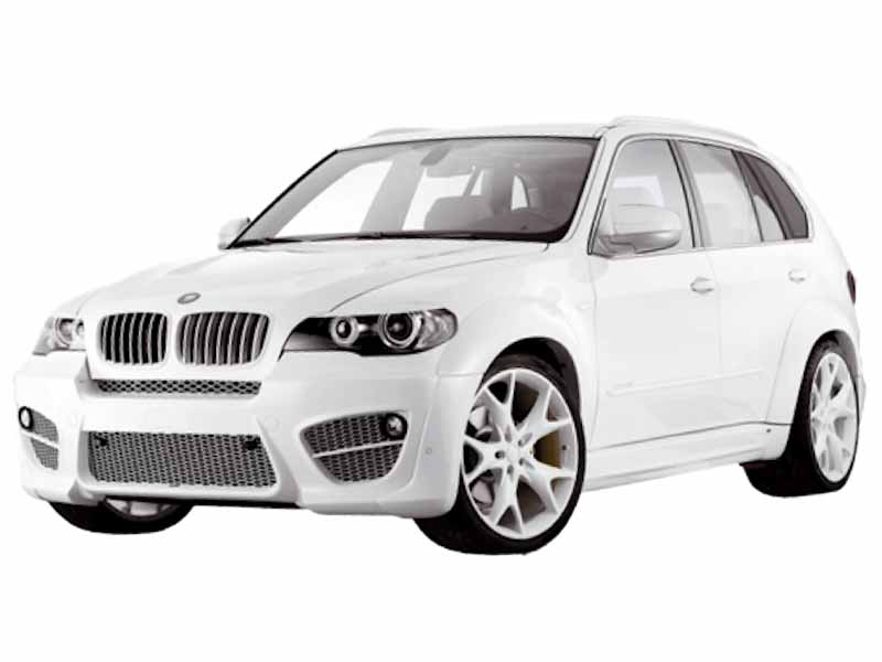 SUV rental BMW X5