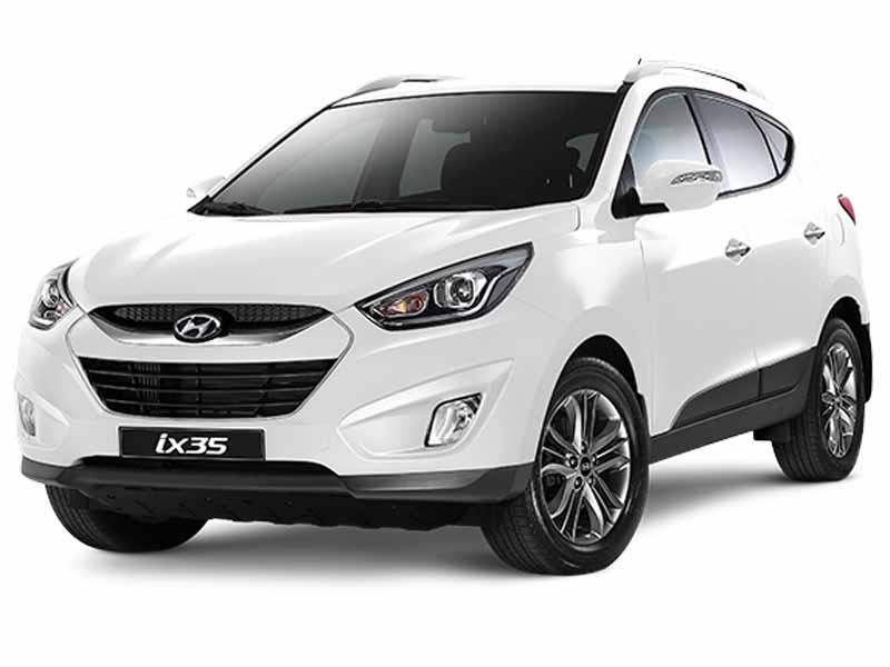 prokat avto hyundai ix35 - Hyundai IX35