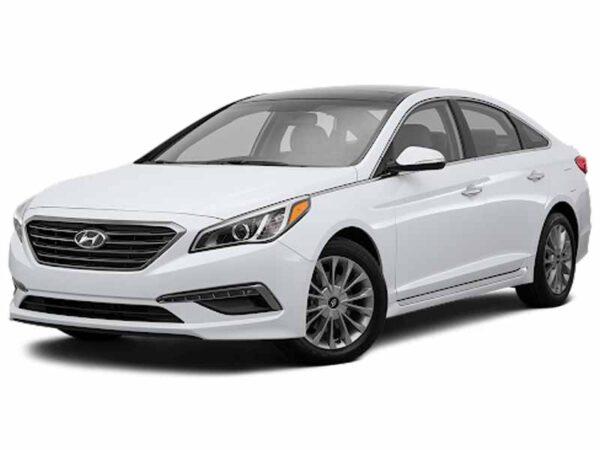 Car Hire Hyundai Sonata