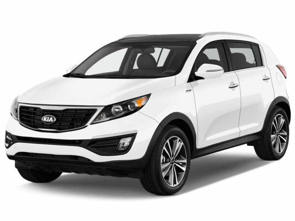 SUV for rent Kia Sportage