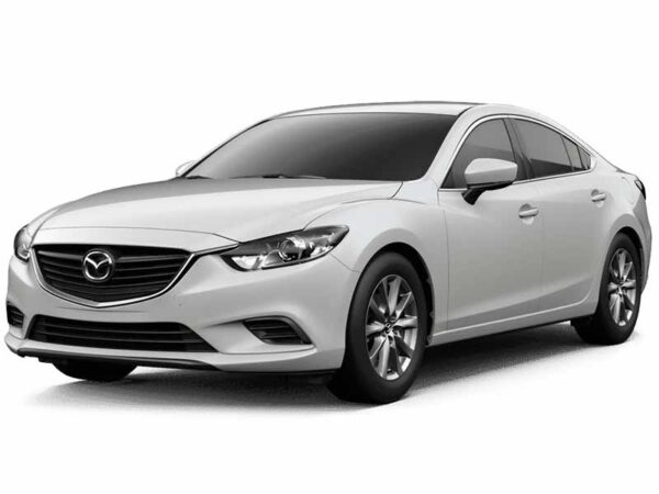 Rent a car Mazda6