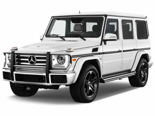 Прокат позашляховика Mercedes G