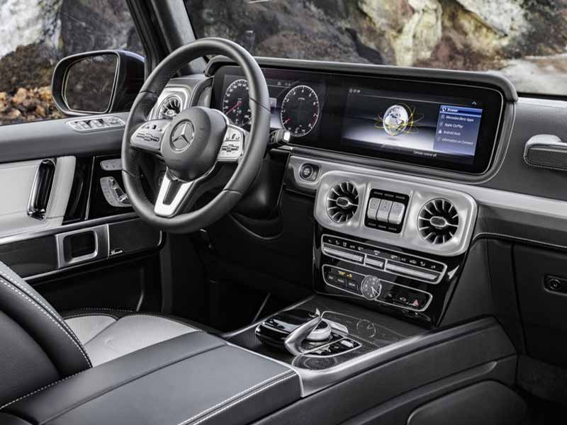 prokat avto mercedes g500 2 - Mercedes-Benz G500