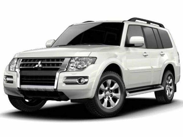 Прокат внедорожника Mitsubishi Pajero Wagon