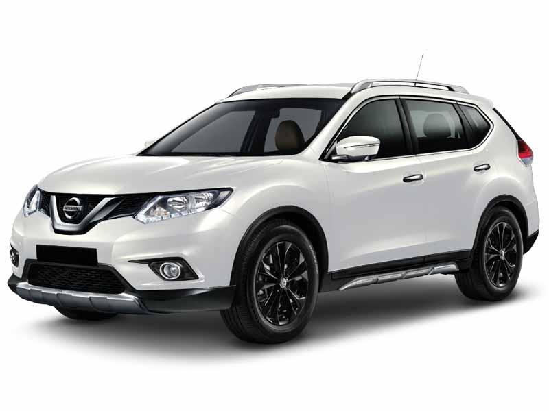 Прокат позашляховика Nissan X-Trail
