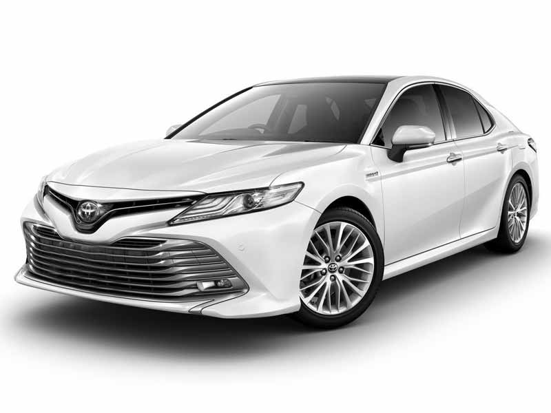 Rent a car Toyota Camry