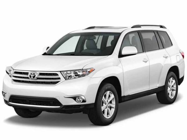 SUV for rent Toyota Highlander
