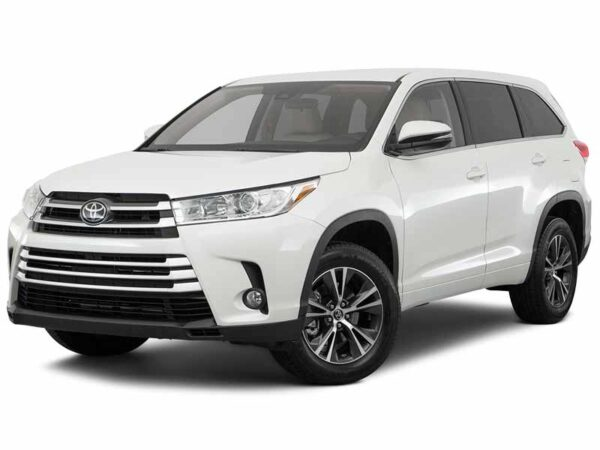 Rent a car Toyota Highlander