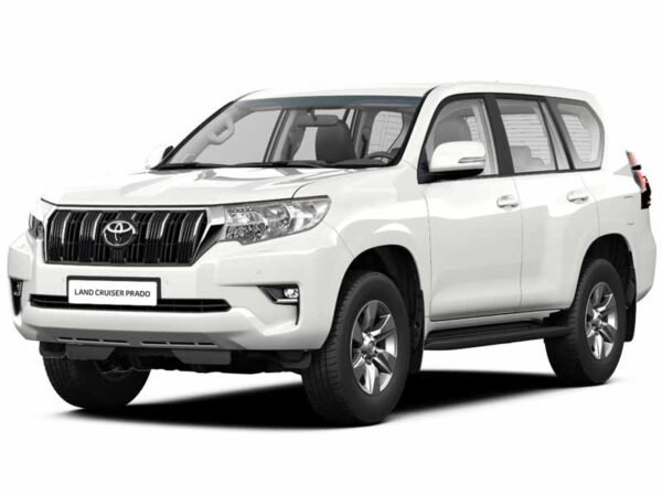 SUV for rent Toyota Prado