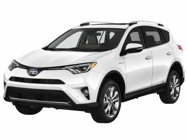 Прокат внедорожника Toyota RAV4