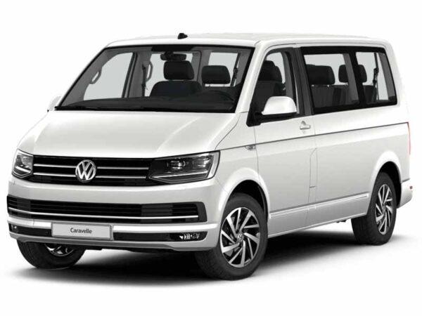Прокат мінівена Volkswagen Caravelle