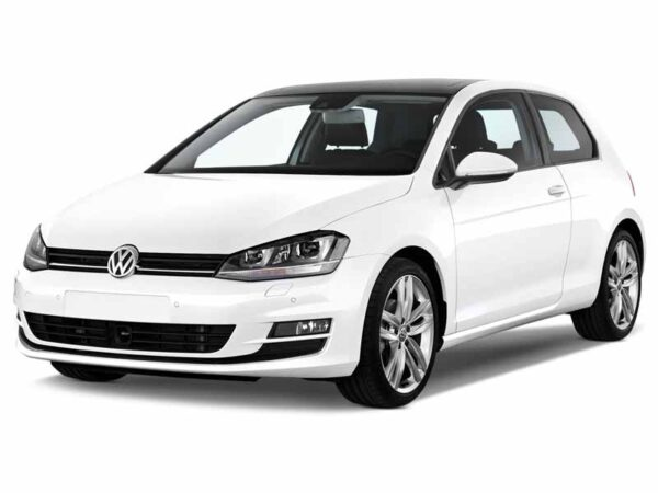 Rent a car Volkswagen Golf