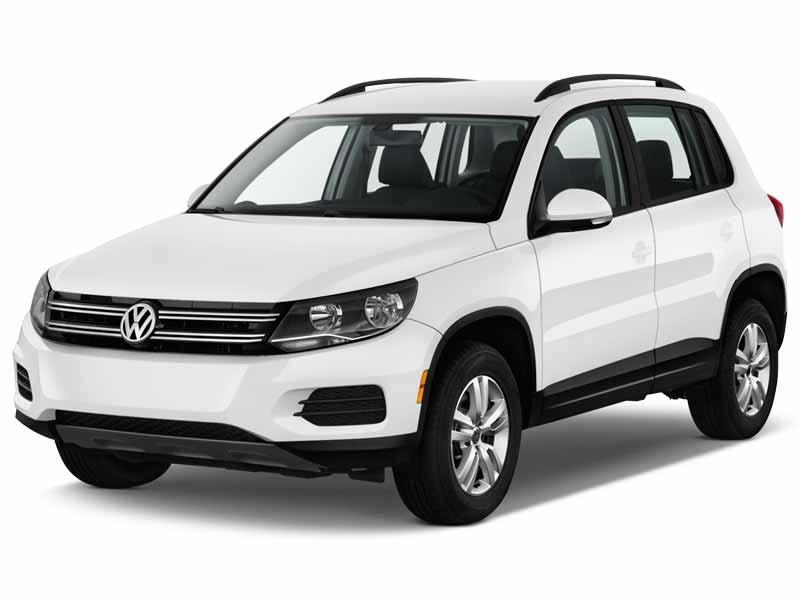 Прокат внедорожника Volkswagen Tiguan