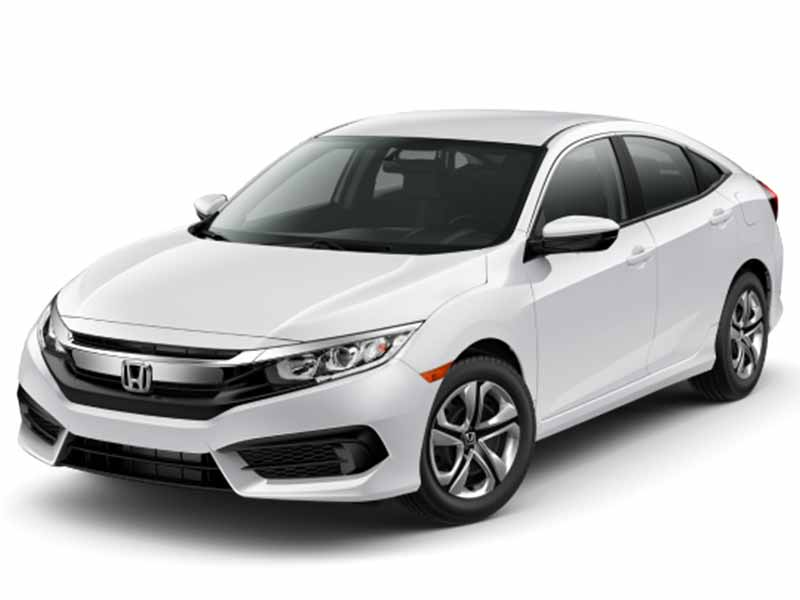 Прокат авто Honda Civic