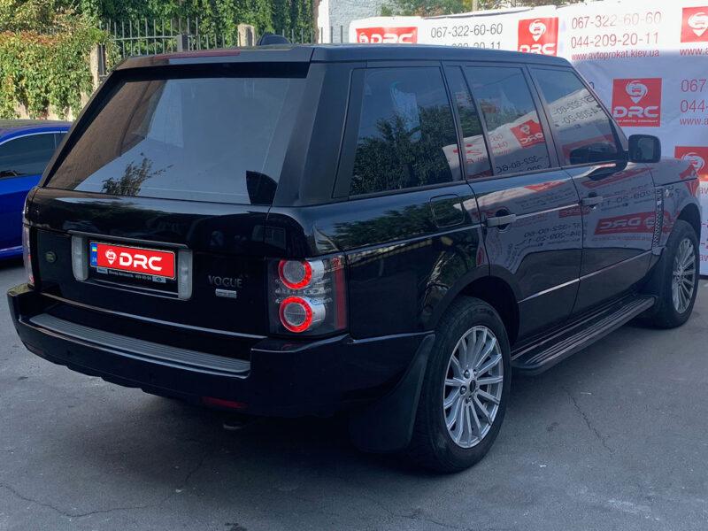 Прокат позашляховика Range Rover Vogue