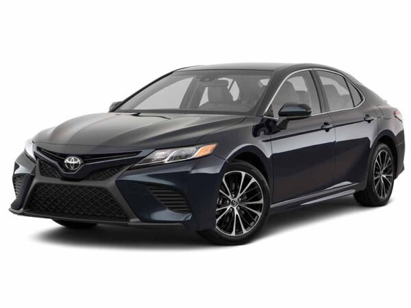 Rent a car Toyota Camry with driver
