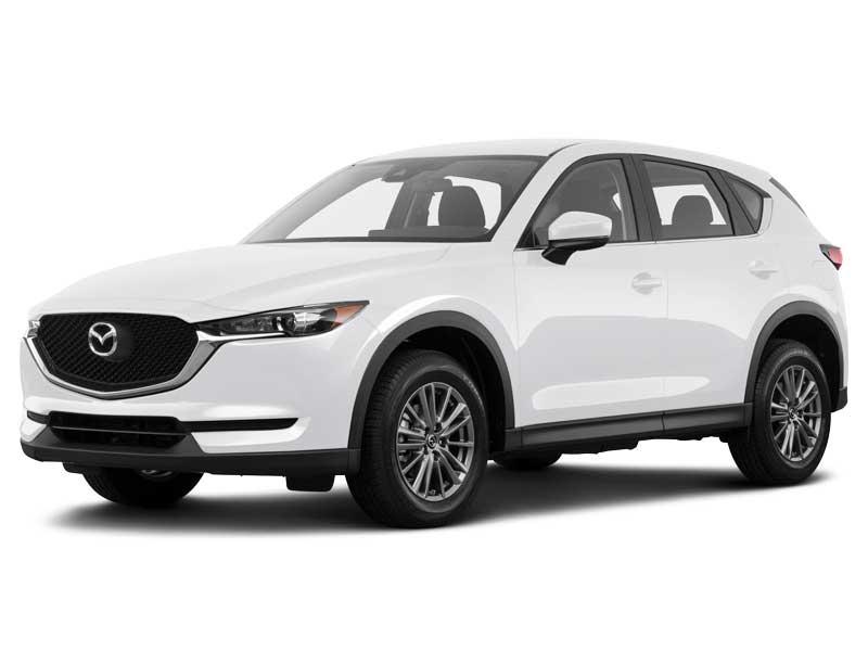 Прокат автомобиля Mazda CX-5