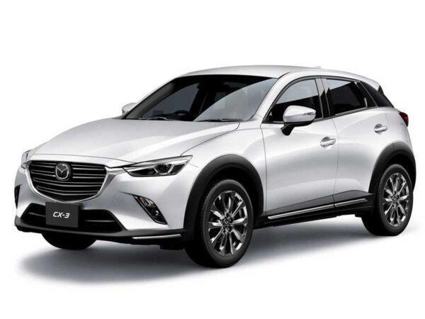 mazda cx3 600x450 - Mazda CX-3