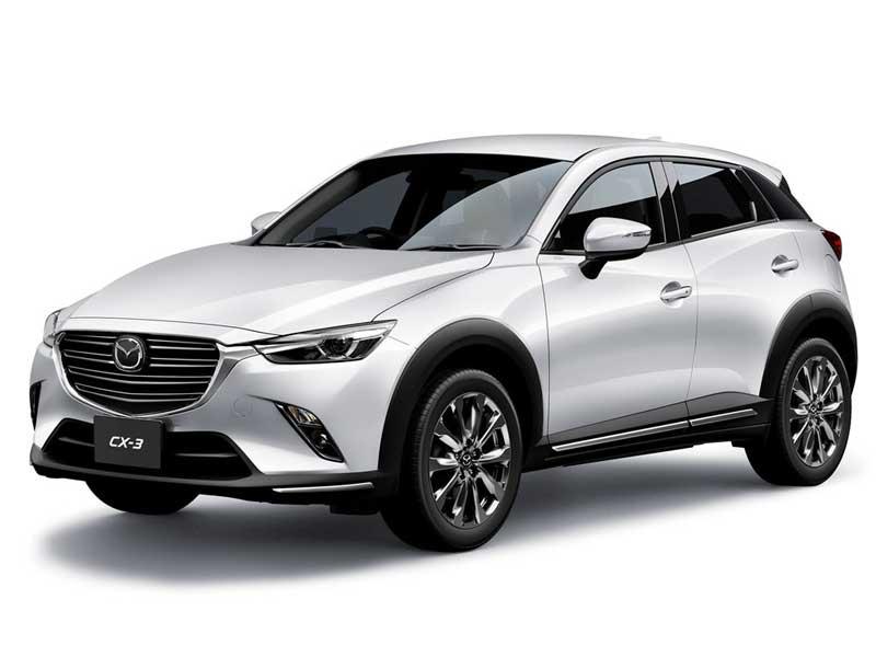 mazda cx3 - Mazda CX-3
